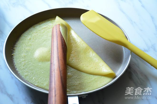 芒果班戟怎么煮