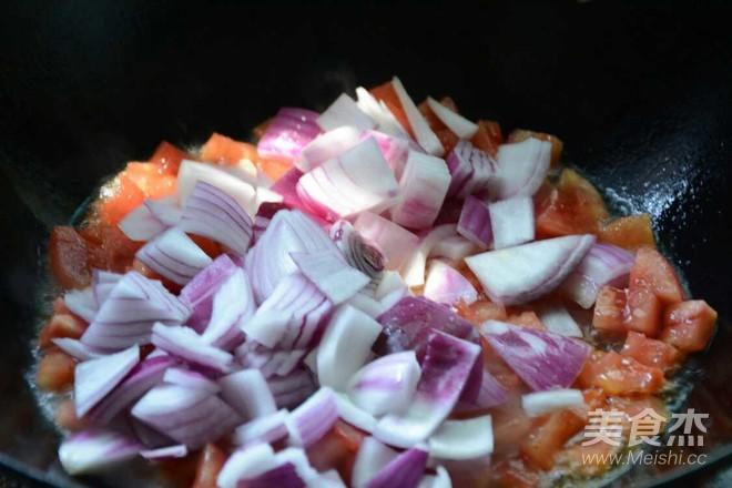 西红柿土豆炖牛腩的做法图解