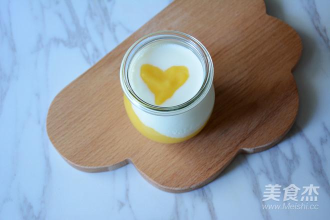 芒果酸奶杯的家常做法