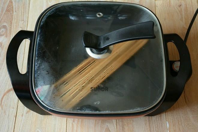 青椒火锅的做法图解