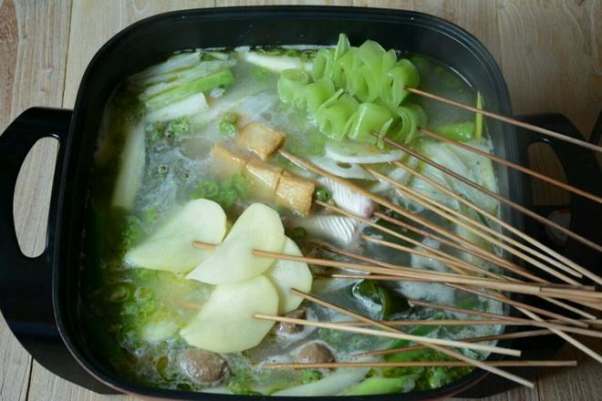 青椒火锅怎么煮