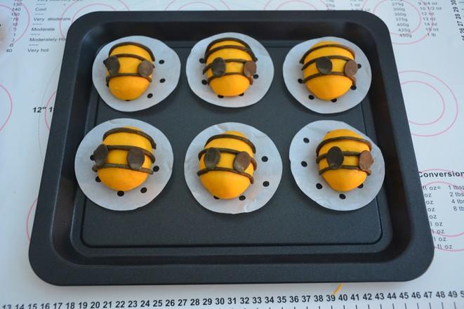 小蜜蜂馒头怎样煮