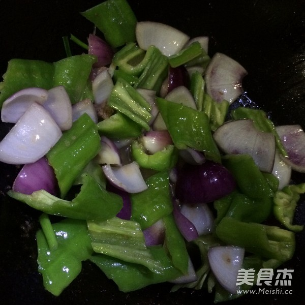 尖椒牛柳怎么吃