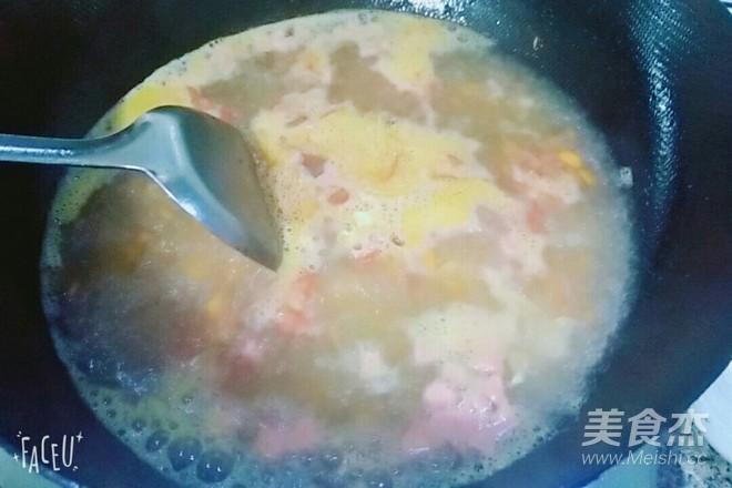 西红柿蝴蝶面怎么煮