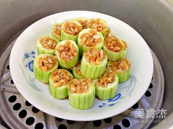 蒜蓉丝瓜怎么吃