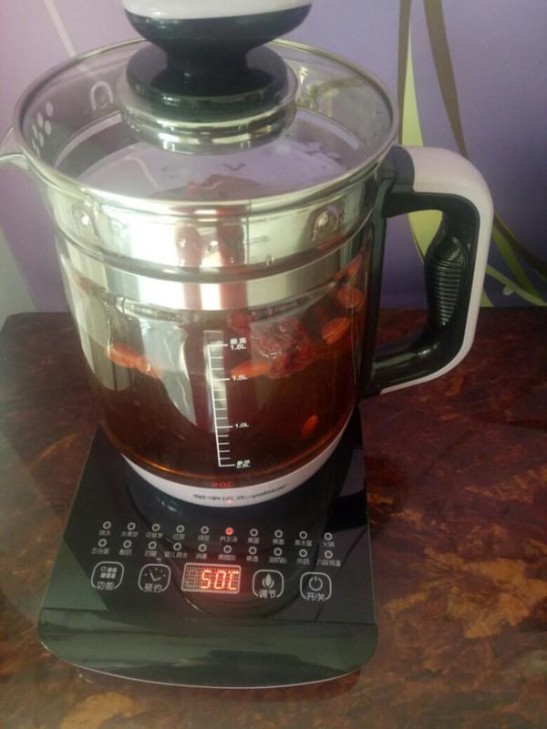 枸杞红枣茶怎么吃