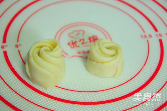 玫瑰酥的制作方法