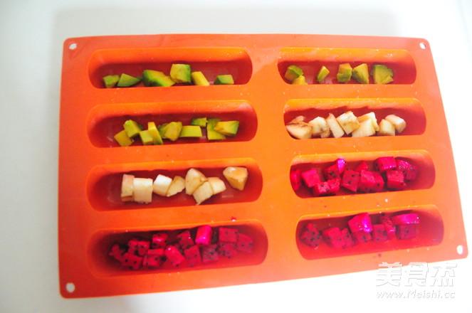 酸奶水果棒棒冰的家常做法
