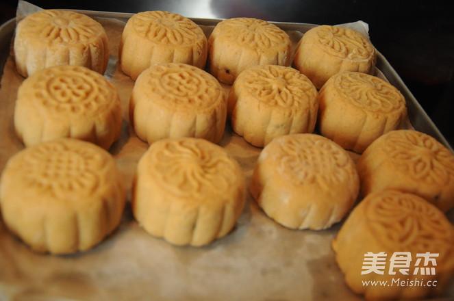 五仁月饼怎样炒