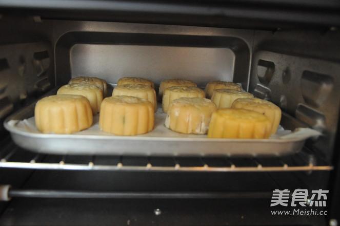 五仁月饼怎样煮