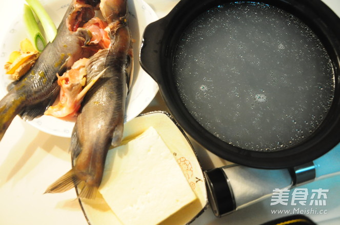 秋冬补品-嘎鱼豆腐汤的做法大全