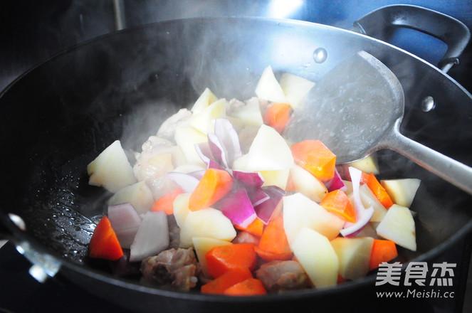 咖喱三黄鸡怎么煮