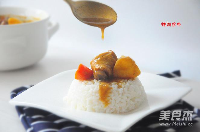 咖喱三黄鸡怎样做