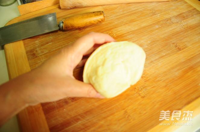 春卷皮的做法【薄饼】的步骤