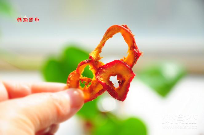 香烤山楂片成品图