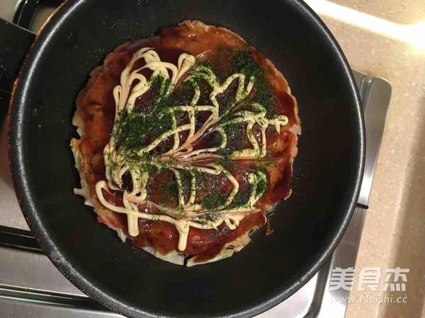 大阪烧(お好み焼き)怎样煮