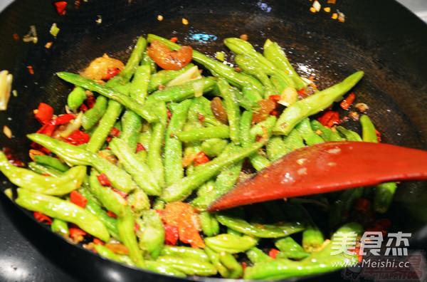 干煸开阳芸豆怎么做