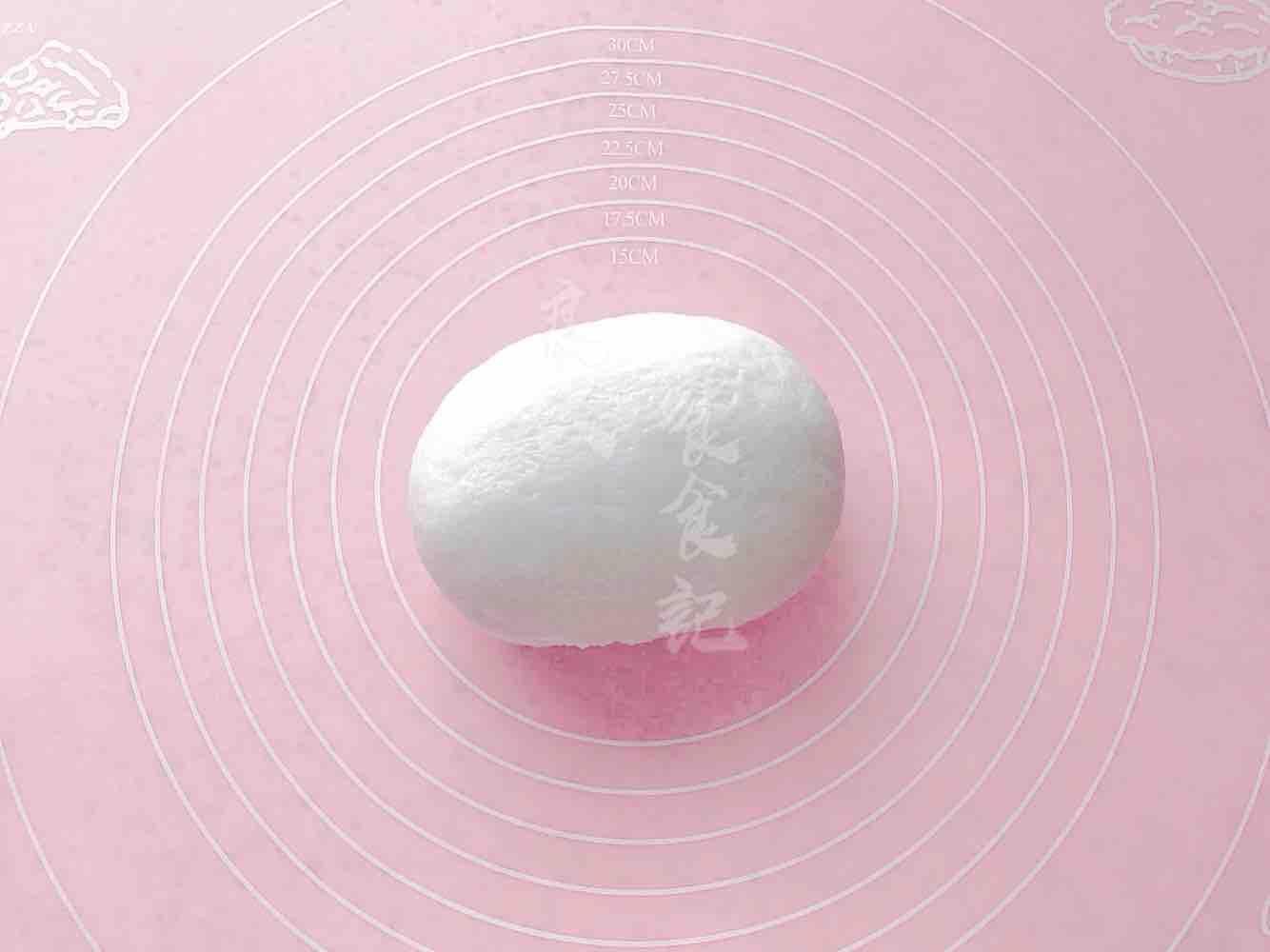 免蒸免烤【冰皮月饼】中国风的家常做法
