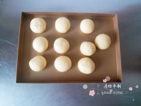 奶香豆沙华夫饼怎么做