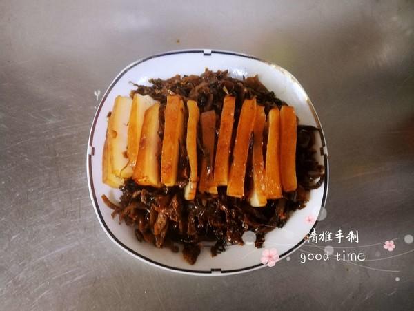 梅干菜扣肉怎么炒