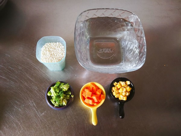 营养蔬菜粥的做法大全