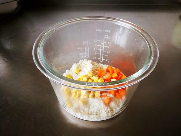 营养蔬菜粥的做法图解