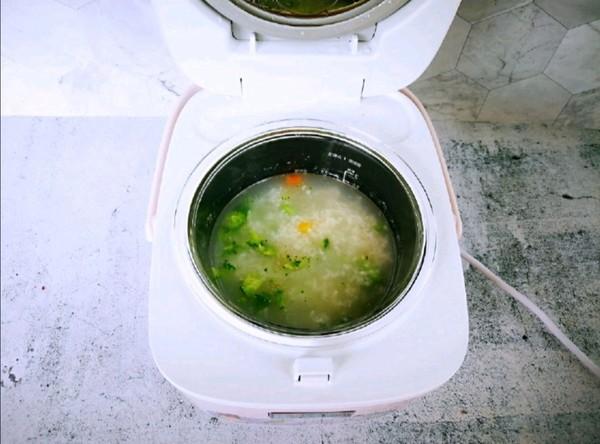 营养蔬菜粥怎么做