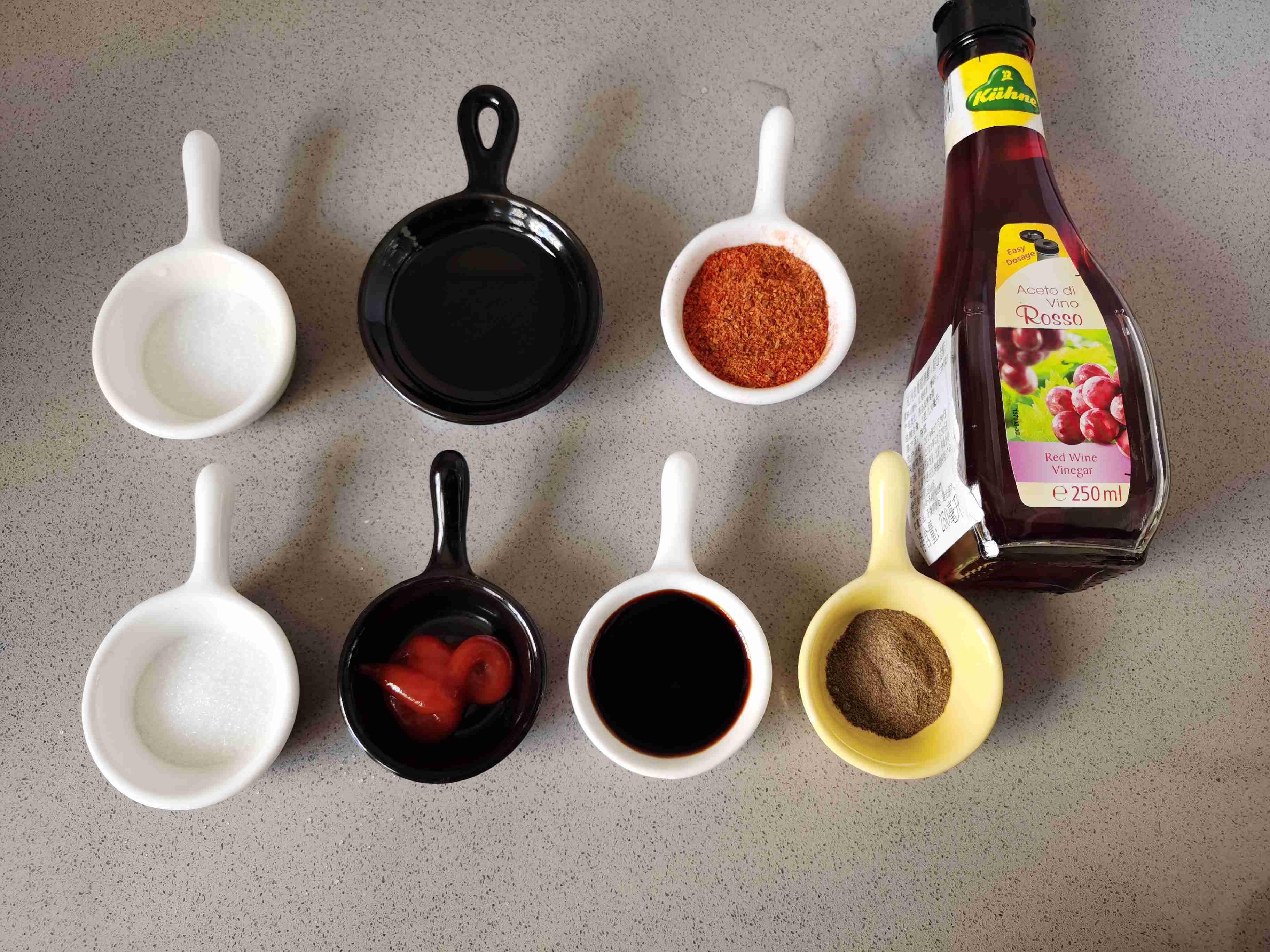 自制蜜汁烤鸡翅根,外酥里嫩好吃到转圈圈的做法图解