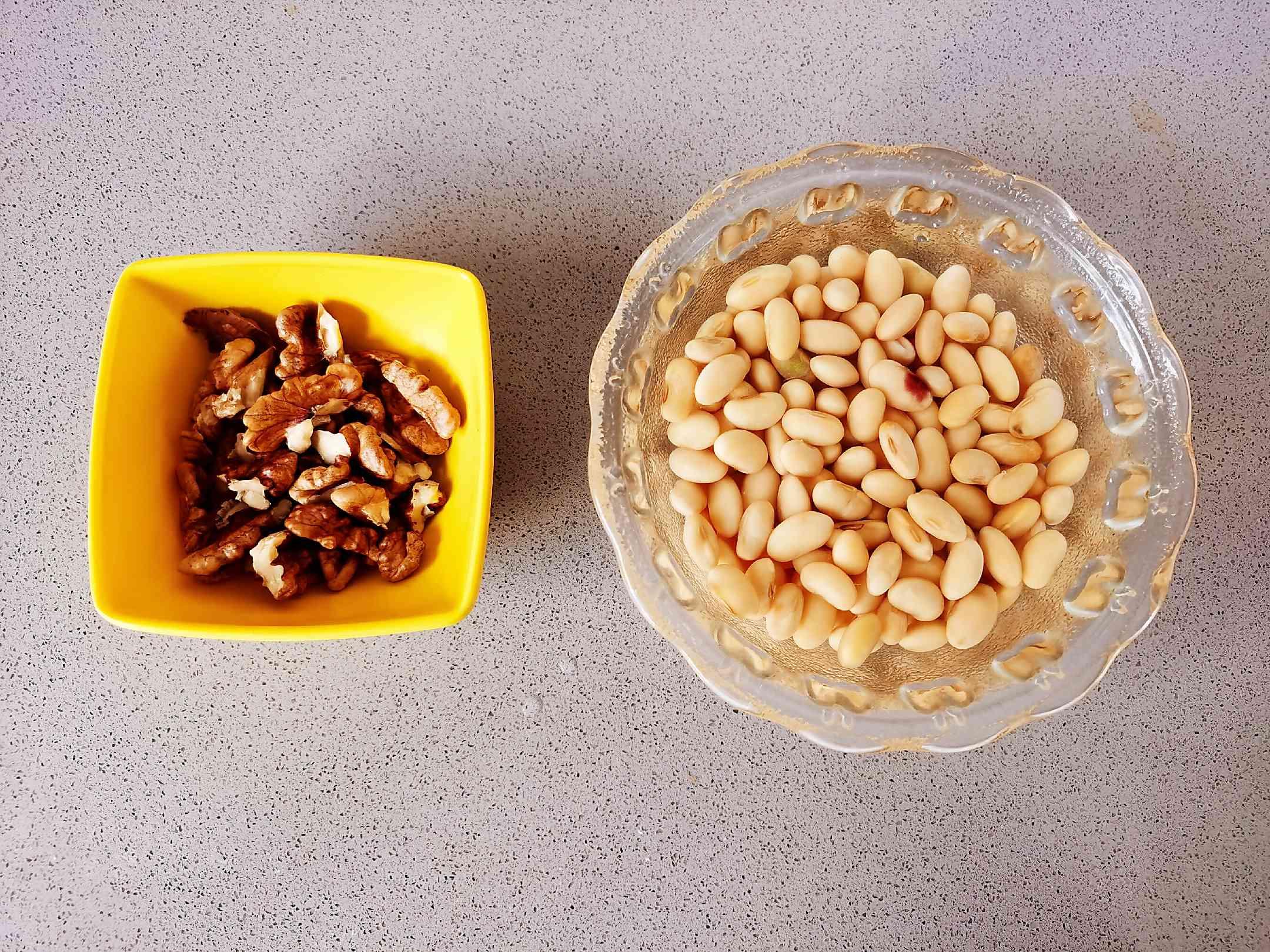 燕麦核桃米浆的做法图解