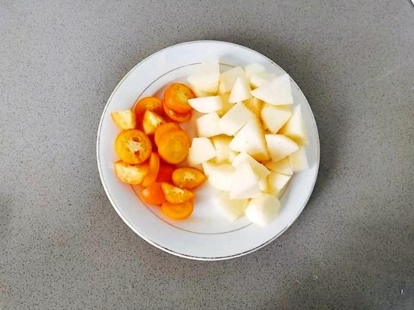 平民燕窝,银耳雪梨汤的家常做法