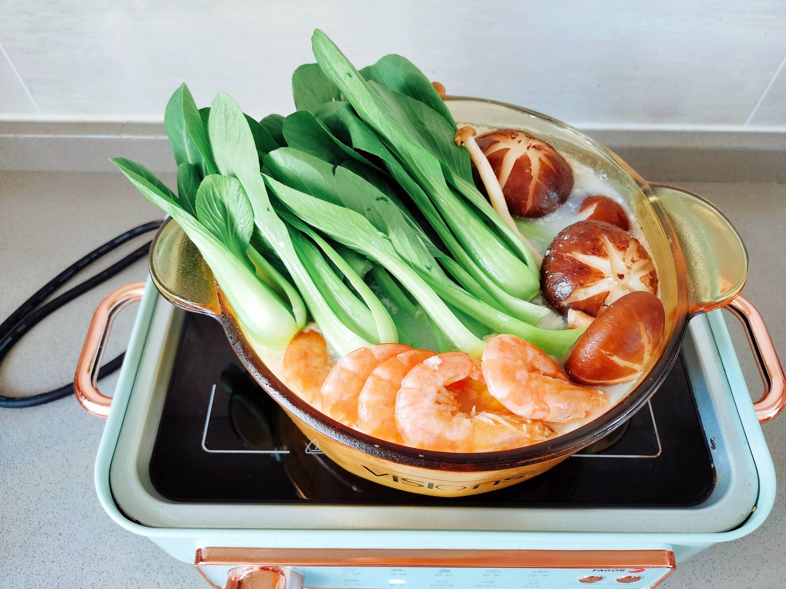 排骨玉米豆浆火锅怎么煮