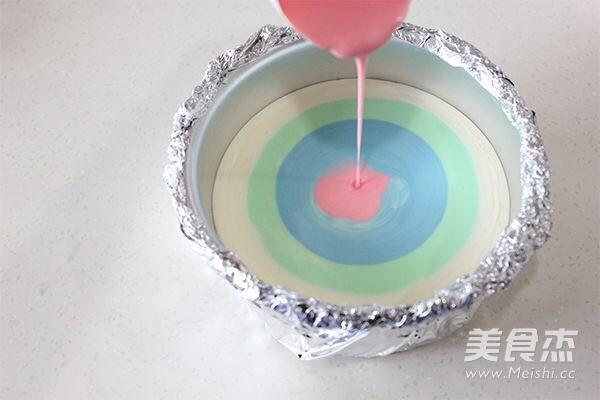 彩虹慕斯蛋糕怎样煮