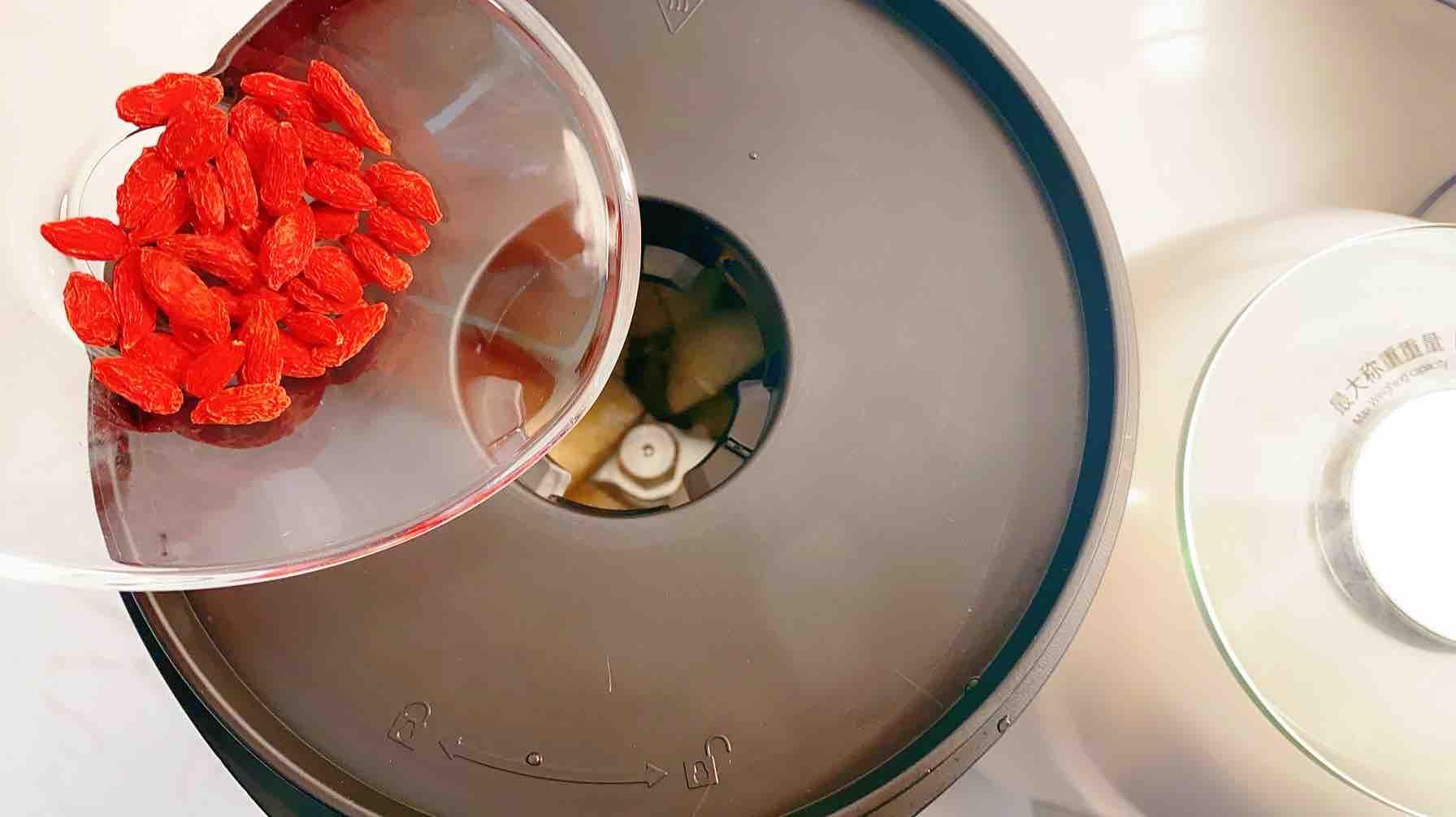 百合雪梨汤、去燥润肺、化痰止咳的简单做法