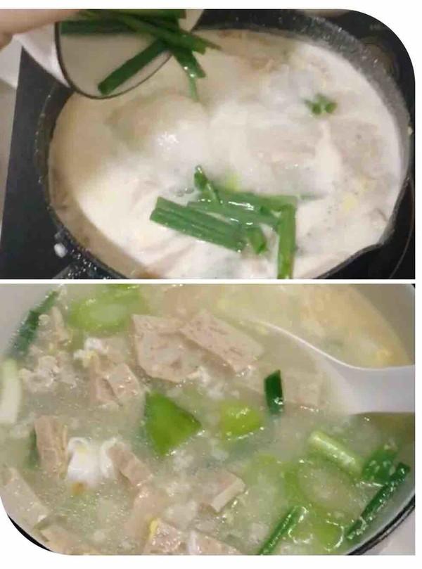 潮汕风味水瓜汤的简单做法