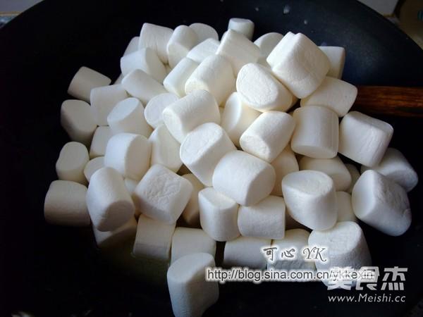 蔓越莓花生牛轧糖的简单做法