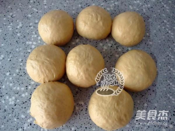 咖啡味浓郁的4股辫子面包(中种)的家常做法