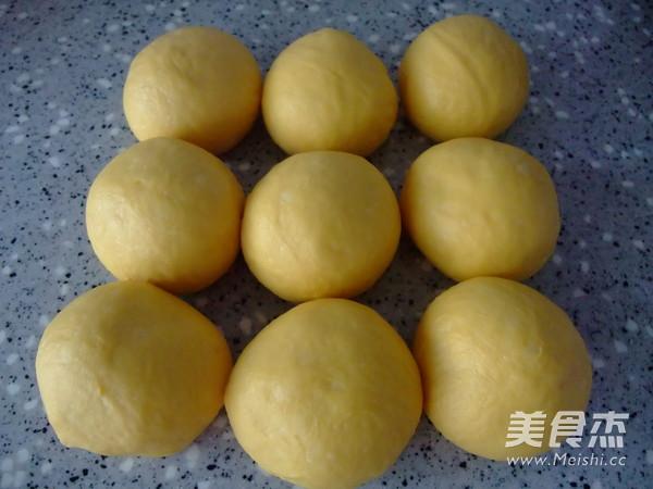 南瓜豆沙花包的家常做法