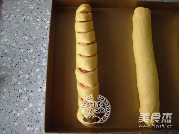 带有秋天特征的南瓜麦穗面包怎么炒