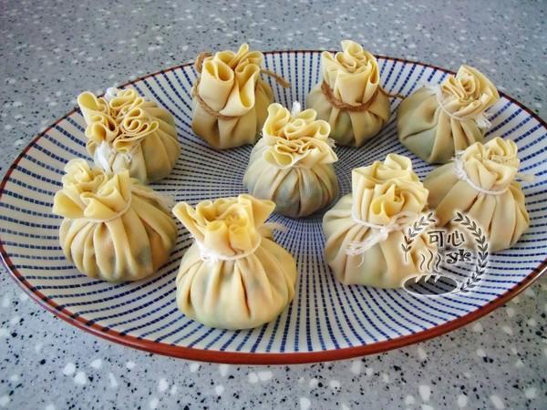 八方来财黄金福袋--春节餐桌上不可少的一道菜怎样做