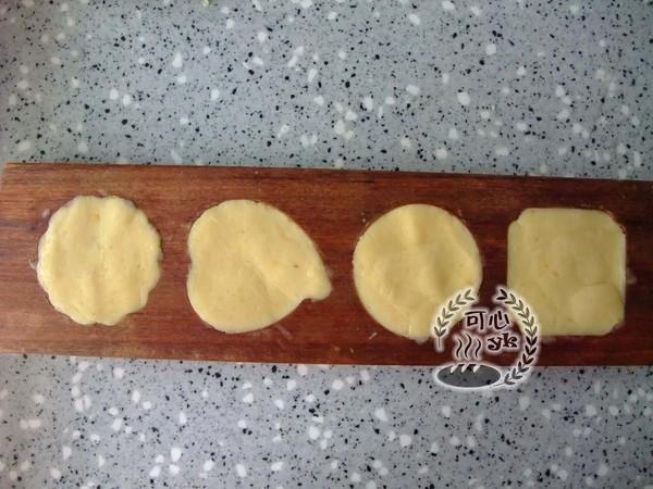 清爽养眼美味的福寿绿豆糕怎么炖