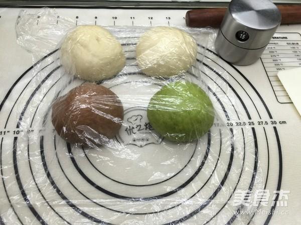 三色吐司的家常做法