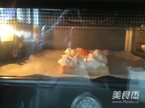 高颜值早餐—火烧云吐司怎么吃