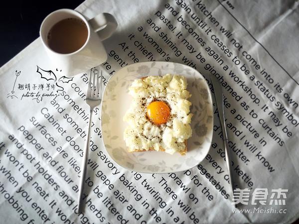 高颜值早餐—火烧云吐司怎么煮