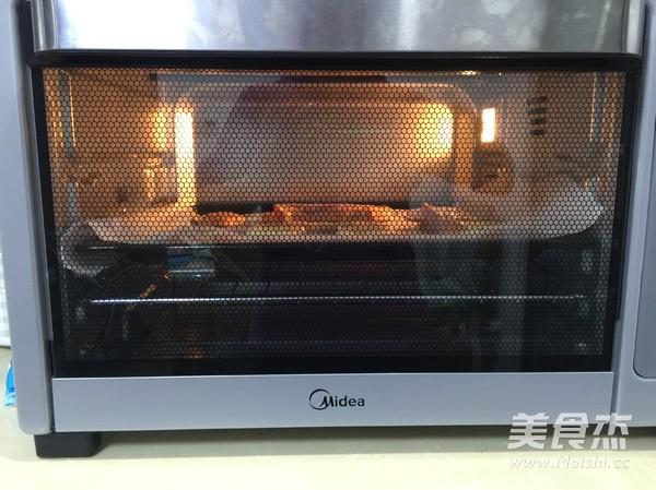 松脆烤吐司的简单做法