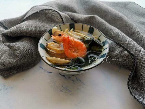 裙带菜海鲜豆腐汤怎样做