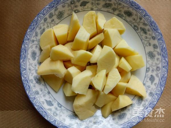 豆角炖土豆的做法图解