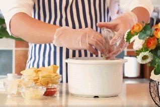 新西兰花胶番薯百合甜汤的简单做法