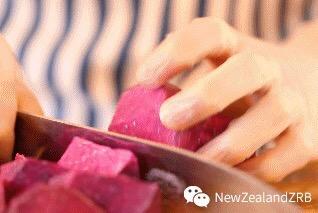 紫薯银耳新西兰花胶汤的家常做法