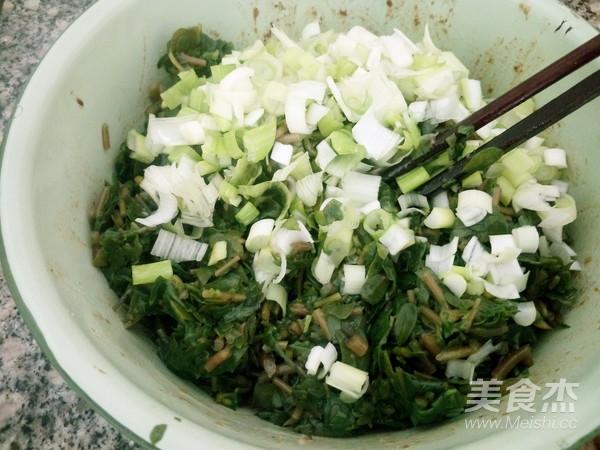 马齿苋猪肉水饺怎么煮