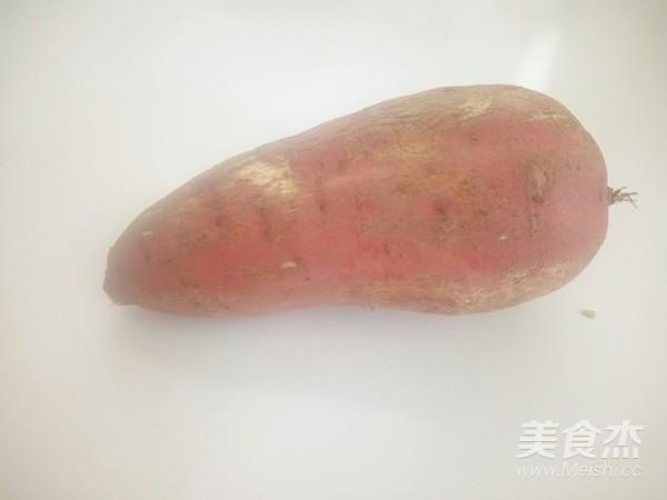 香炸红薯丸子的做法大全